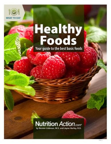 Healthy Foods: Your guide to the best basic foods