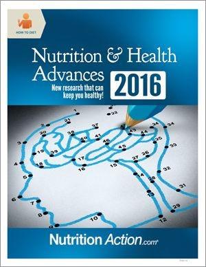 Nutrition & Health Advances 2016
