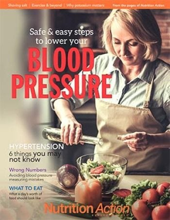 Safe & Easy Steps to Lower Your Blood Pressure