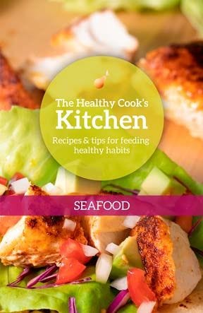 The Healthy Cook's Kitchen: Seafood
