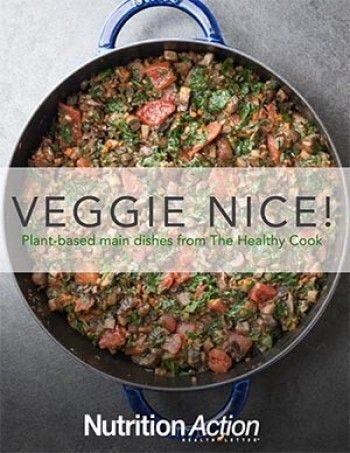 Veggie Nice Recipe Book